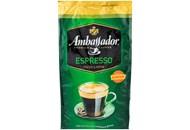 Кава Ambassador Espresso натуральна смажена в зернах 900г