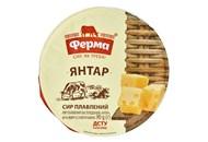 Сыр плавленый Ферма Янтарь пастоподобный 60% 90г