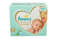 Підгузки Pampers Premium Care New Baby 2 розмір 4-8кг 148шт