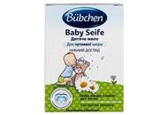 Мило Bübchen Baby Seife Ніжний догляд для чутливої шкіри125г