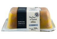 Фуа гра Domaine de Lavaux з цільної качиної печінки 250г