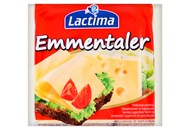 Сир Lactima Emmentaler плав порційний 36,2% 16,25г*8ш 130г