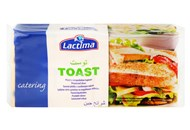 Сир плавлений Lactima Toast 36.2% 30*20г/уп