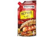 Кетчуп Торчин Карі пастеризований 250г