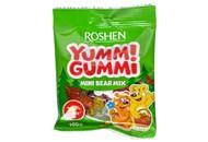 Цукерки Roshen Yummi Gummi Mini Bear mix желейні 100г