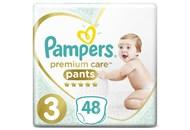 Підгузники-трусики Pampers Premium Care Midi 3 р 6-11кг 48шт