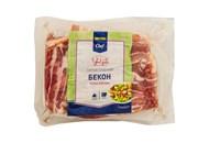 Бекон Metro Chef тонка нарізка сирокопчений вищий сорт 450г