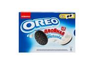 Печиво Oreo з какао і подвійною ванільною начинкою 170г