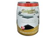 Пиво Budweiser Budvar світле пастеризоване 5% 5л