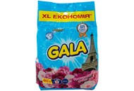 Пральний порошок Gala Французький аромат 3в1 автомат 4кг