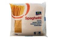 Вироби макаронні Aro Spaghetti з твердих сортів пшениці 5кг
