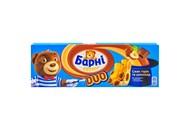 Тістечко Барні Duo бісквітне з шоколад начинкою 30г*5шт 150г