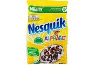Сніданок сухий Nesquik Alphabet з вітамінами 460г