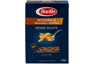 Вироби макаронні Barilla Penne Rigate цільнозернові 500г
