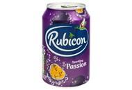 Напій Rubicon безалкогольний зі смаком маракуйї 330мл