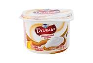 Йогурт Lactel Дольче персик-маракуйя 3,2% 115г