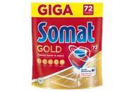 Таблетки для посудомийних машин Somat Gold 72шт1382,4г