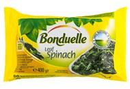 Листи шпинату Bonduelle заморожені 400г
