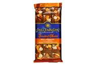 Шоколад Millennium Fruits&Nuts молочний курага-родзинки 80г