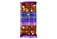 Шоколад Millennium Fruits&Nuts молочн журавлина-родзинки 80г