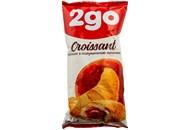 Круасан 2go з полуничною начинкою 60г