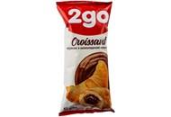 Круасан 2go з шоколадною начинкою 60г