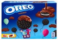 Печиво Oreo Enrobed в глазурі з какао 246г