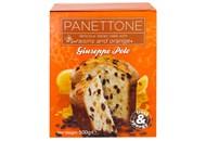 Кекс Panettone Giuseppe polo з родз та апельс цукатами 500г