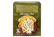 Кекс Giuseppe polo Panettone з шоколадною крихтою 500г