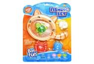 Іграшка Bath Fun XoKo Погодуй котика 9010 1шт