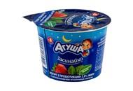 Йогурт Агуша Засинайко полуниця-меліса від 8 міс 2,8% 90г