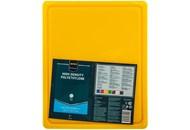 Дошка для нарізання Metro Professional жовта GN 1/2 1шт