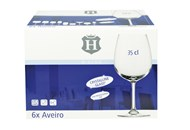 Набір келихів Metro Professional Averio для вина 350мл 6шт