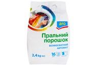 Порошок пральний Aro універсальний безфосфатний 2.4кг
