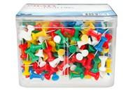 Кнопки кольорові Sigma 500шт