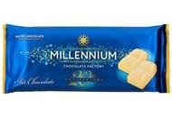 Шоколад Millennium білий пористий 80г