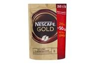 Кава Nescafe Gold натуральна розчинна 260г