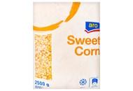 Кукурудза Aro десертна швидкозаморожена зерна 2,5КГ