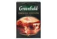 Чай Greenfield Eng Edition чорн цейлон байховий лист 100г