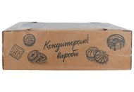 Вироби кондитерські Rioba Марцелик з родзинками 1.2кг