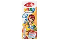 Нектар Rich Kids Персиковий з м`якоттю пастеризований 200мл