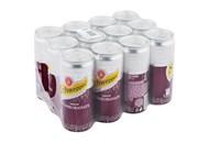 Напій Schweppes Гранат безалкогольний сильногазований 330мл
