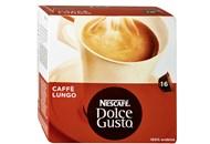 Кава Nescafe Dolce Gusto Lungo для кавов машин 7г*16шт 112г