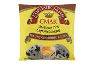 Майонез Королівський смак Європейський перепел 72% 380г