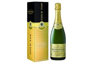 Шампанське Monopole Heidsieck&CoGold Top біле брют 12% 0,75л
