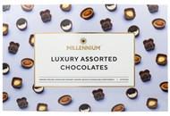 Цукерки шоколадні Millennium Корзинка асорті 24шт 220г