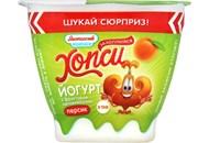 Йогурт Хопси Яготинське для дiтей 115г