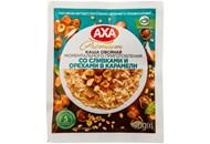 Каша вівсяна Axa з вершками та горіхами в карамелі 40г