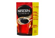 Coffee Nescafe Classic instant natural granular 300g