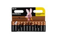 Батарейки Duracell BSC AA LR6 1.5V/B alkaline 12 шт/уп
